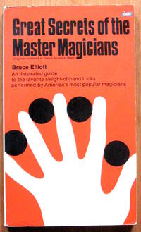 Great Secrets of the Master Magicians