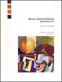 Miriam Nathan-Robert: Retrospective (April 15-June 3, 2007)