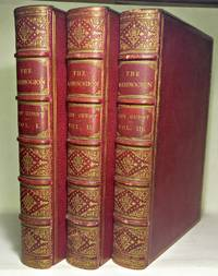 THE MABINOGION, from the Llyfr Coch o Hergest (Red Book of Hergest) and other Ancient Welsh manuscripts, with an English Translation and Notes by Lady Charlotte Guest. [3 Volumes]