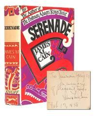 Serenade (Inscribed)