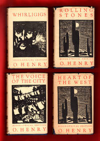 Whirligigs, Rolling Stones, The Voice of the City, Heart of the West (V2) / in Dustjackets