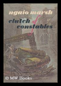 Clutch of Constables by  Ngaio Marsh - First Edition - 1969 - from MW Books Ltd. (SKU: 24979)