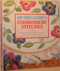 Mary Thomas's Dictionary of Embroidered Stitches