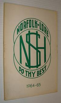Norfold-Lore 1964-1965: Yearbook of Norfolk House School, Victoria, British Columbia