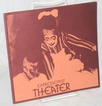 Expressionist Theater; souvenir exhibition catalog an exhibition by the Goethe-Institut
