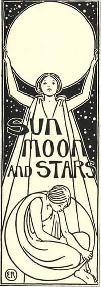 SUN-MOON & STARS: AN OWNTY DOWNTY BOOK
