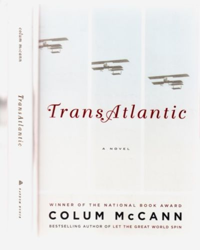 NY: Random House, 2013. First US edition, first prnt. Signed by McCann on the title page. Front and ...