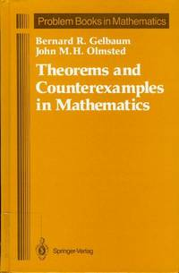 image of Theorems and Counterexamples in Mathematics