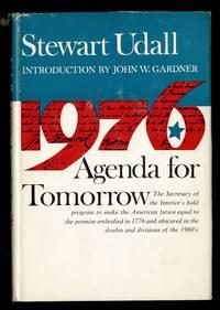 1976:   Agenda for Tomorrow