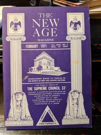 THE NEW AGE Magazine February 1971 Vol. 79 No.2 - Used Books