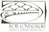 image of Bob Lomadapki (Museum of Northern Arizona; July 1-17)