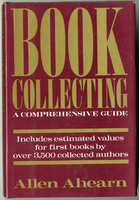 BOOK COLLECTING  A COMPREHENSIVE GUIDE