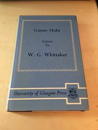 image of Letters to W. G. Whittaker