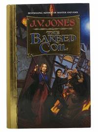 The Barbed Coil by  J.V Jones - First Edition - 1997 - from Yesterday's Muse, ABAA, ILAB, IOBA (SKU: 2308744)