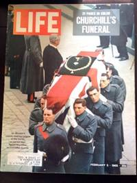 image of Winston Churchill's Funeral