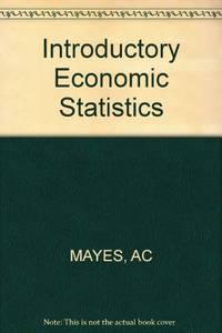 Introductory Economic Statistics