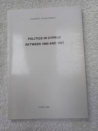 image of Politics in Cyprus between 1960 and 1981