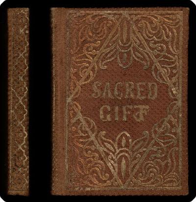 Boston: G. W. Cottrell, copyright 1851. 16mo (8 cm, 3.125