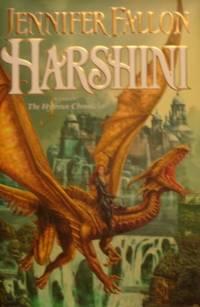 Harshini (The Hythrun Chronicles: Demon Child Trilogy, Book 3)