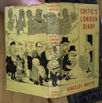 image of critic's London diary