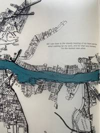 Marathon-As-River; Miranda Maher's Aerial Map of the Marathon