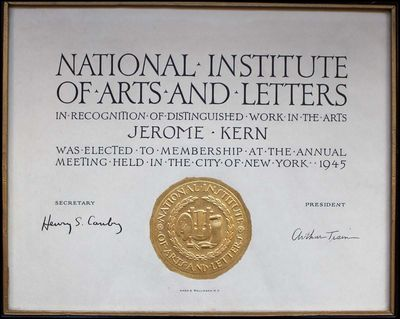 Used; Like New/Used; Like New. Membership certificate, 9 x 11 inches, awarded to the highly regarded...