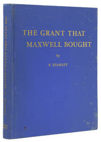 image of The Grant that Maxwell Bought