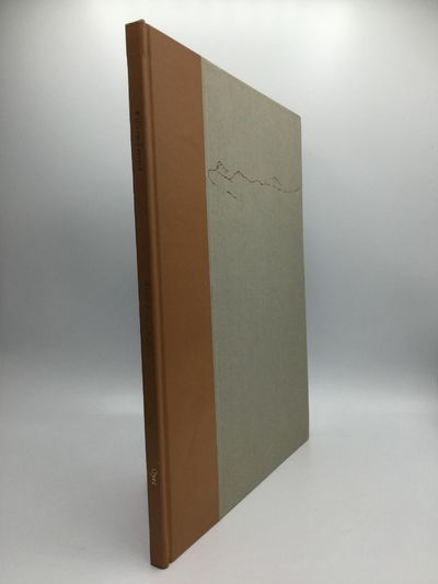 Berkeley: Oyez, 1976. First Edition. Hardcover. Near fine. This is number 60 of 250 copies signed by...