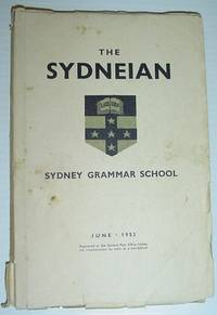 The Sydneian, June 1952 - Sydney (Australia) Grammar School