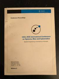 1993 International Conference on Systems, Man and Cybernetics
