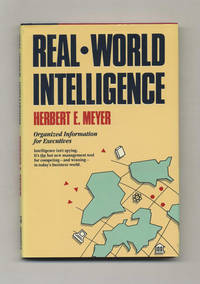 Real World Intelligence: Organized Information for Executives  - 1st  Edition/1st Printing