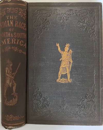 Hartford Connecticut: American Publishing Company, 1873. Cloth. Very good. 8vo; 772pp + ; brown clot...