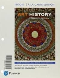 Art History: Volume 1, Books a la Carte Edition (6th Edition) by Marilyn Stokstad - 2017-01-14 - from Books Express and Biblio.co.uk