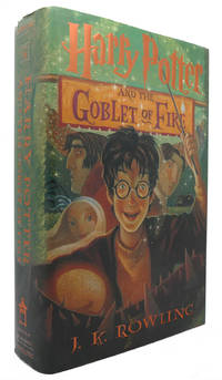 image of HARRY POTTER AND THE GOBLET OF FIRE