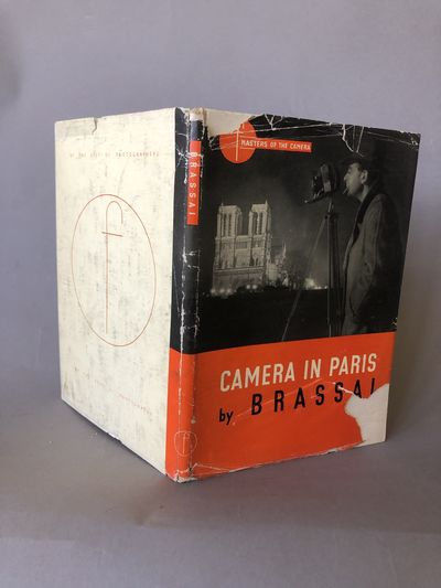 First printing. 95 pages, 9 ¾ x 7 inches, cloth with dust jacket, jacket worn and chipped, two sect...