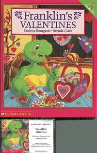 Franklin's Valentines Book and Cassette