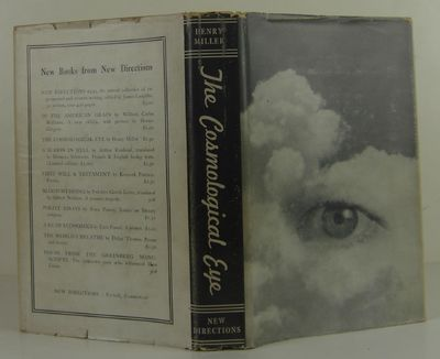 New Directions, 1939. 1st Edition. Hardcover. Very Good/Very Good. A very good first edition in a ve...