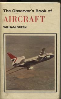 Observer's Book Of Aircraft Describes 140 Aircraft with 247 Illustrations