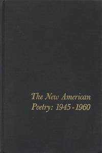 The New American Poetry (Fran Herndon's copy)
