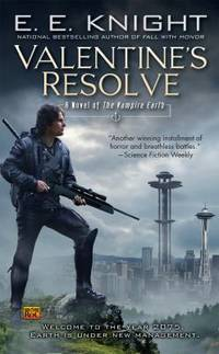 Valentine's Resolve (Vampire Earth, Book 6)