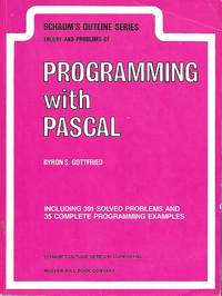image of Programming With Pascal Theory and Problems