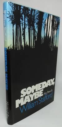 "image of SOMEDAY, MAYBE.  [Subtitle on dust jacket: ""New Poems""]"