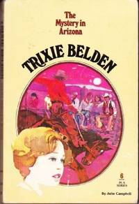 Trixi Beldon and the Mystery in Arizona