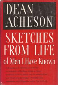 image of Sketches From Life Of Men I Have Known