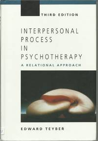 image of Interpersonal Process in Psychotherapy: A Relational Approach  - Third Edition