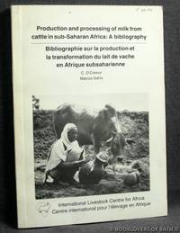 image of Production and Processing of Milk from Cattle in Sub-Saharan Africa: A Bibliography