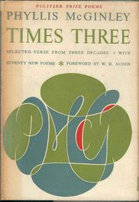 Times Three.  Selected Verse from Three Decades