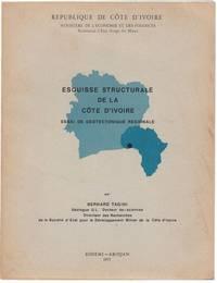 Esquisse Structurale De La Cote D'Ivoire.