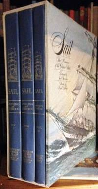 image of Sail, the romance of the clipper ships (3 volume set)