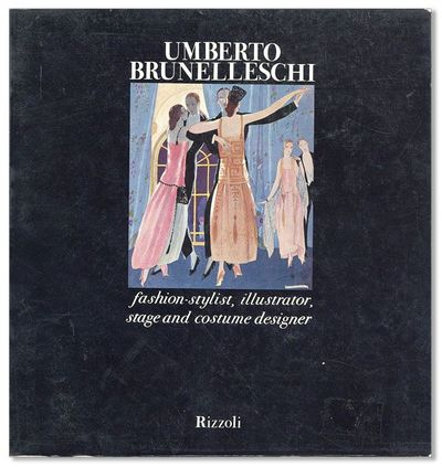 New York: Rizzoli, 1979. First U.S. Edition. Quarto. Pictorial, glossy card wrappers; 93pp (chiefly ...